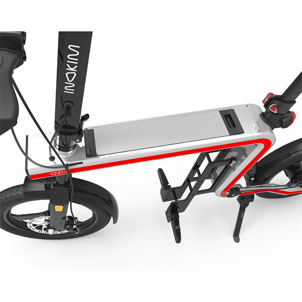 Электровелосипед Inokim OZO-a