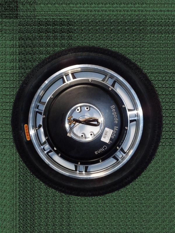 Мотор колесо моноколеса GotWay RS HS - 618242RS Большой (C30 покрышка + камера)