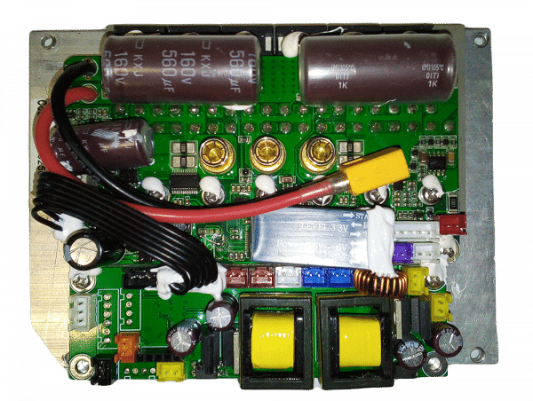 Контроллер моноколеса GotWay (Begode) Msuper Pro HT, X 100V (C38)