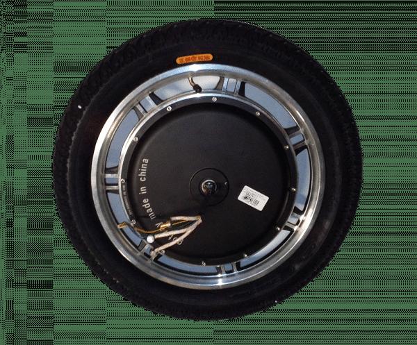 Мотор колесо моноколеса GotWay MSuperX, MSuper Pro HB (C38) (покрышка + камера)
