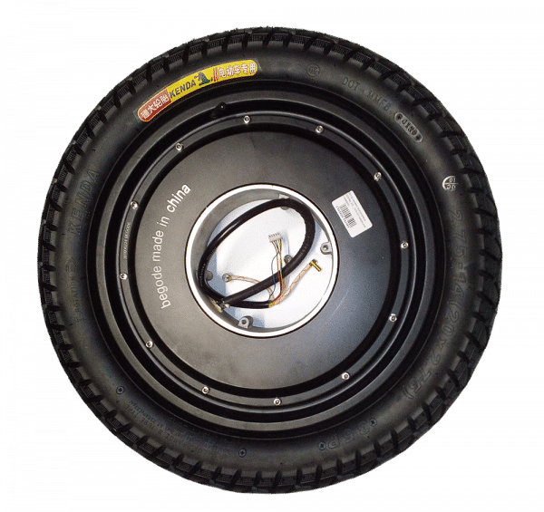 Мотор колесо моноколеса GotWay EX (HS30 покрышка + камера)