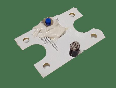 Кнопка (плата)  включения моноколеса KingSong 16X