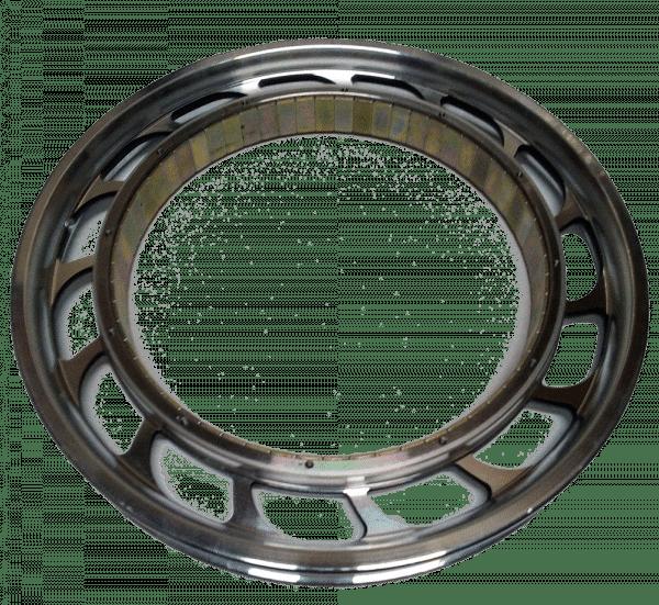 Обод мотора для моноколеса KingSong KS18XL / 18L (60 магнитов, только ZX-двигателей)