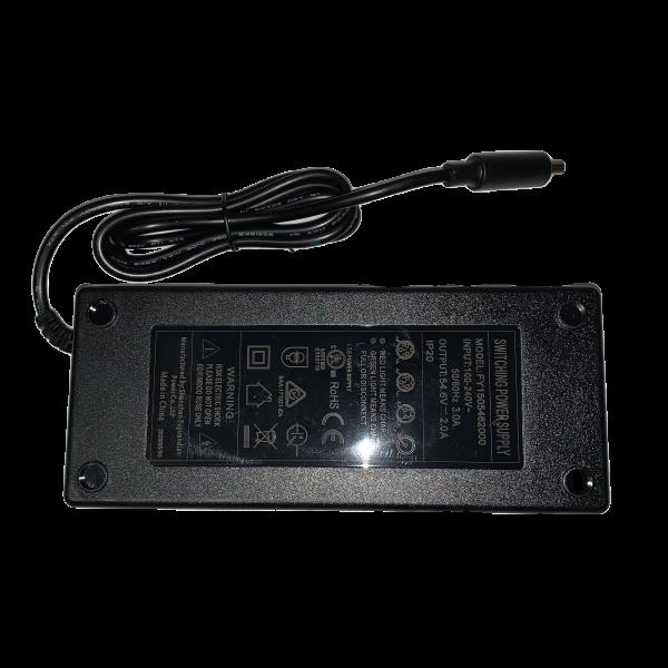 Зарядное устройство электросамоката KingSong N10 X1Max 54,6V 2A
