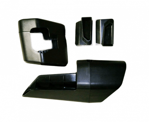 Декоративные накладки руля (в сборе)  электросамоката Inmotion L8/L8F(D)