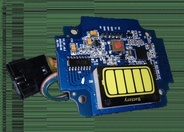 Bluetooth плата-кнопка моноколеса V11