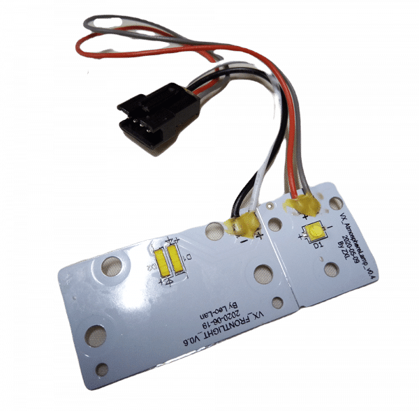 Плата (фара-диод) переднего фонаря Inmotion V11