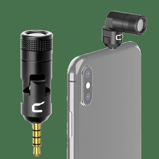 Микрофон для смартфона Comica CVM-VS07C