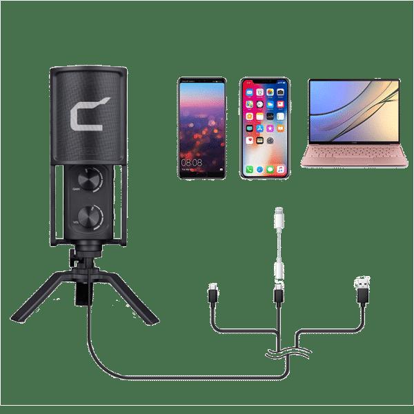 Микрофон Comica STM-USB
