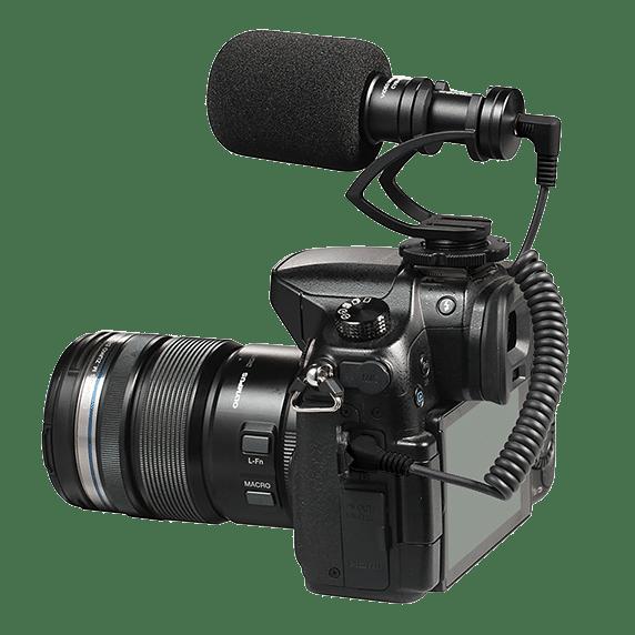 Накамерный микрофон Comica CVM-VM10II B