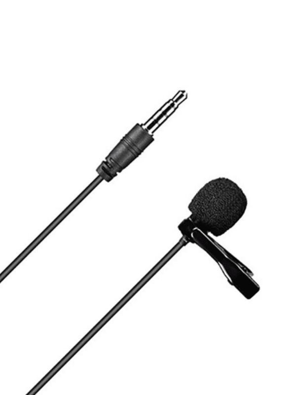 Петличный микрофон Comica CVM-V01SP (2.5 метра)