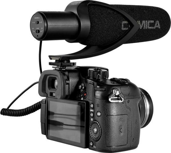 Микрофон Comica CVM-V30 PRO B