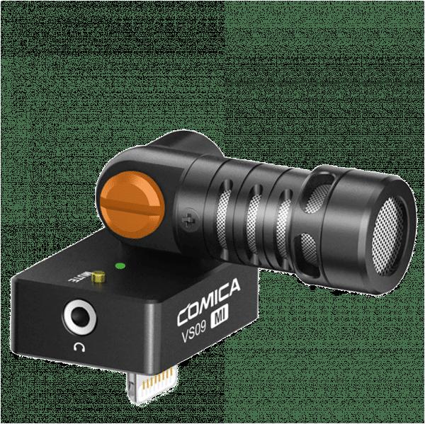 Микрофон для смартфона Comica CVM-VS09 MI