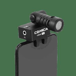 Микрофон для смартфона Comica CVM-VS09 TC
