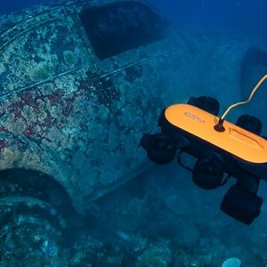 Электрический подводный дрон  Geneinno T1 100 метров