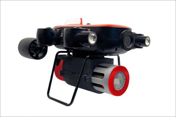 Электрический подводный дрон  Geneinno T1 Pro 150 метров
