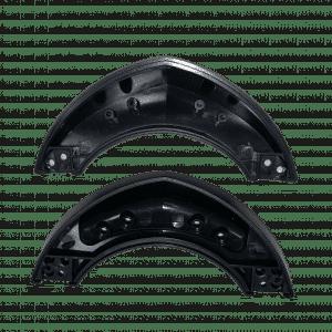 Верхняя часть ручки моноколеса Gotway RS (пластик, 2 части)
