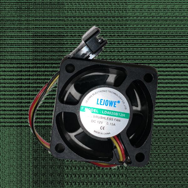 Вентилятор охлаждения 12V-0,15A  (кулер) моноколеса Inmotion