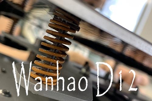 Wanhao D12. Разобрали бюджетный 3D принтер с двуми экструдерами.
