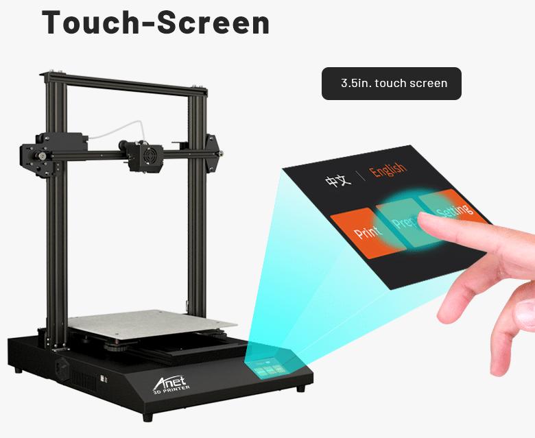 3D Принтер Anet3D ET5 Pro