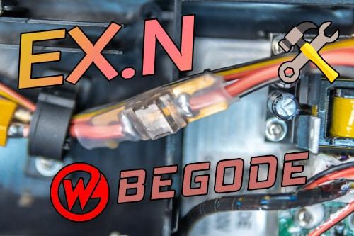 Begode EX.N. Новая партия. Ищем отличия.