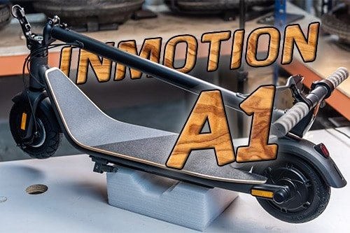 Inmotion A1F (L5, A1). Разбираем