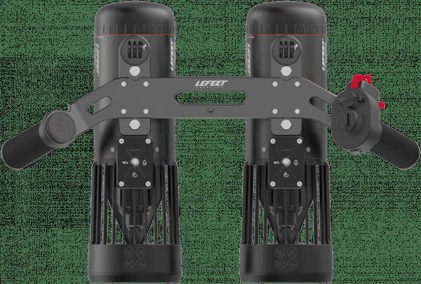 Электрический подводный скутер Lefeet S1 double