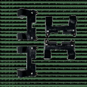 Комплект держателей боковых крышек моноколеса KingSong KS16X (4шт)