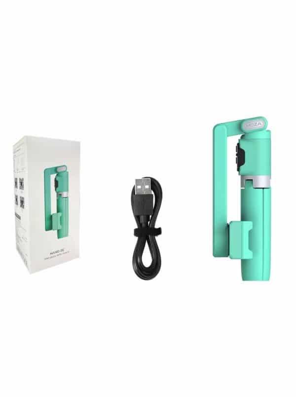Электронный стедикам Moza Nano SE Green