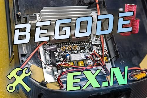 Begode EX.N. Неожиданные изменения
