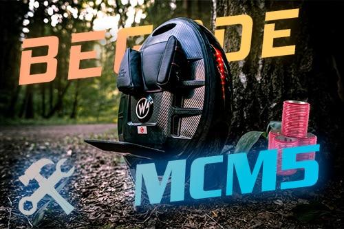 Begode MCM5. Тест-драйв и разборка.