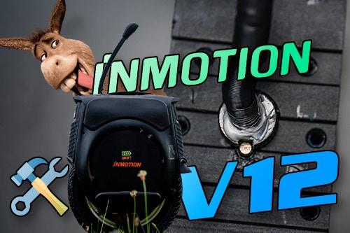 Inmotion V12. Первая партия