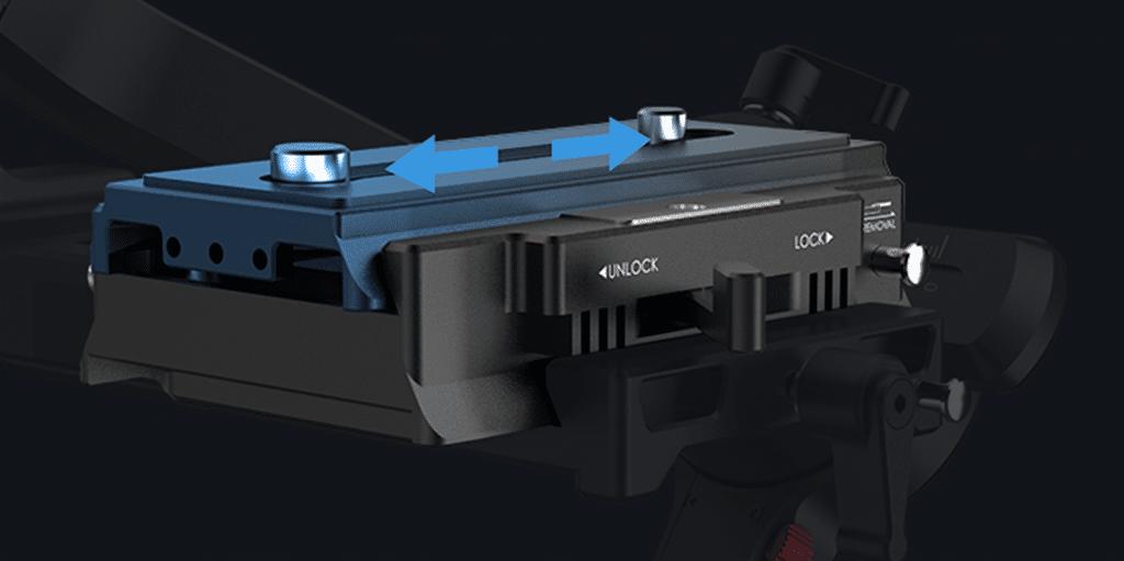 Электронный стедикам Moza Air2S Professional kit