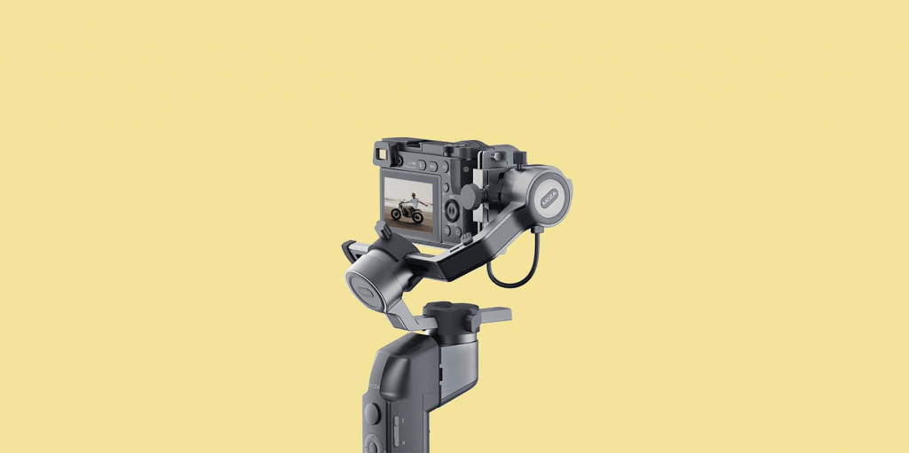 Электронный стедикам Moza Mini P