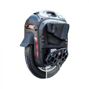 Моноколесо GotWay (Begode) RS HS 1800Wh 100V Black 21700 Wh внедорожная резина, педали Honney comb