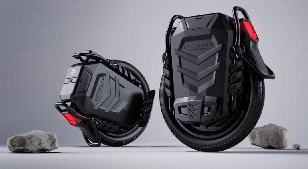 Моноколесо Veteran Abrams 2700Wh Black
