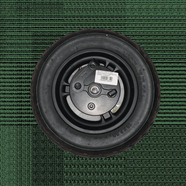 Переднее колесо в сборе электросамоката KingSong N10 (камера + покрышка)