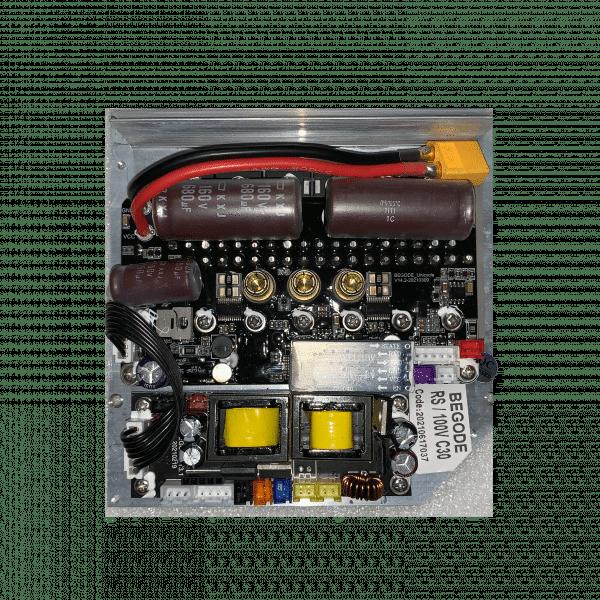 Контроллер моноколеса GotWay (Begode) RS , 100V (HS),Black