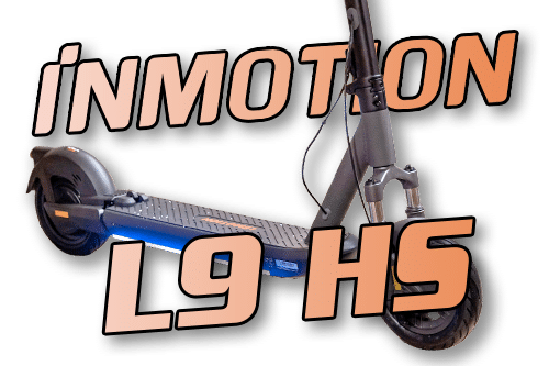 Inmotion L9 HS. Повышенная скорость. (Lemotion S1 HS)