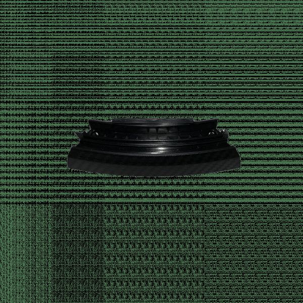 Защитная крышка ниппеля моноколеса GotWay Nikola (комплект - 2 части) black