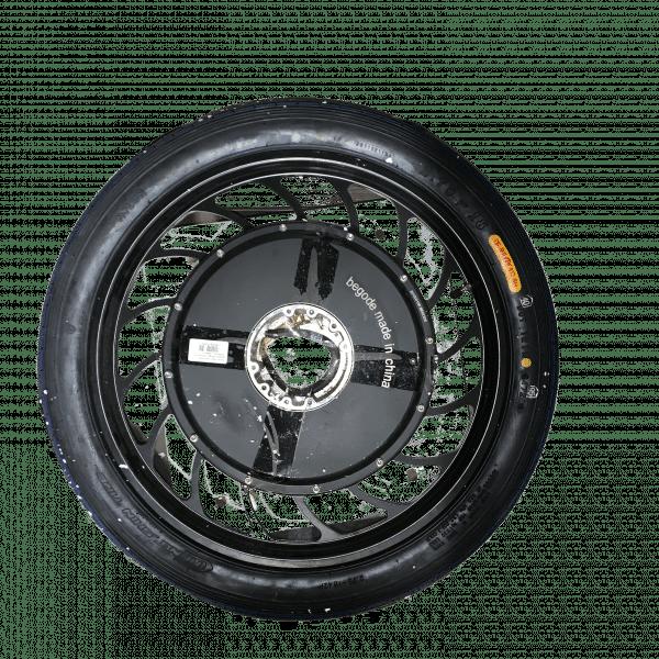 Мотор колесо моноколеса Begode (GotWay) Monster-PRO (покрышка + камера)