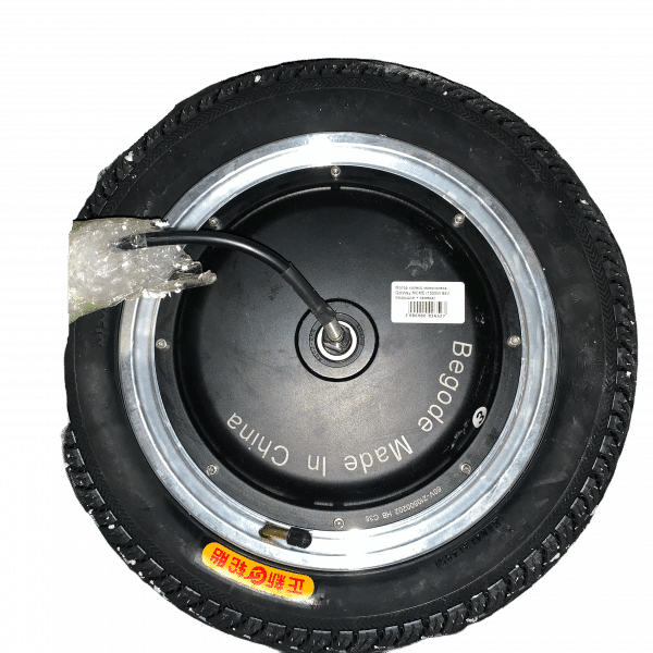 Мотор колесо моноколеса GotWay MCM5 (1500W 84V покрышка + камера)