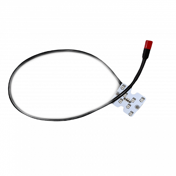 Задний габаритный фонарь электросамоката KingSong N10 (плата)